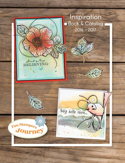 2016-2017 Fun Stampers Journey Annual Catalog